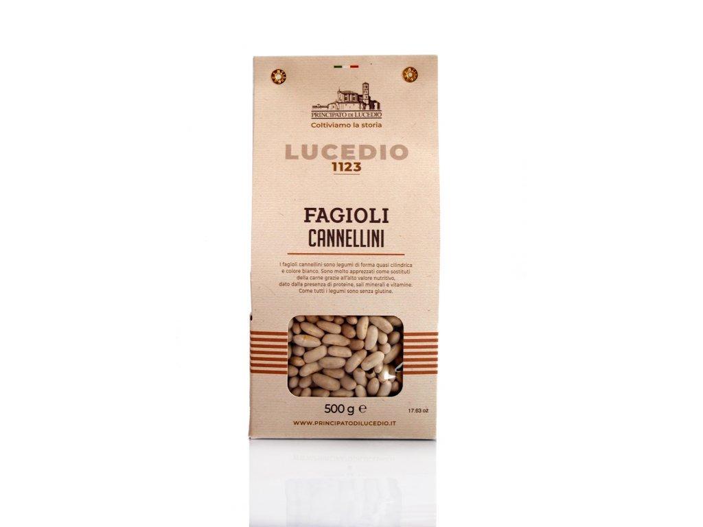 Fazole Cannellini 500g Lucedio