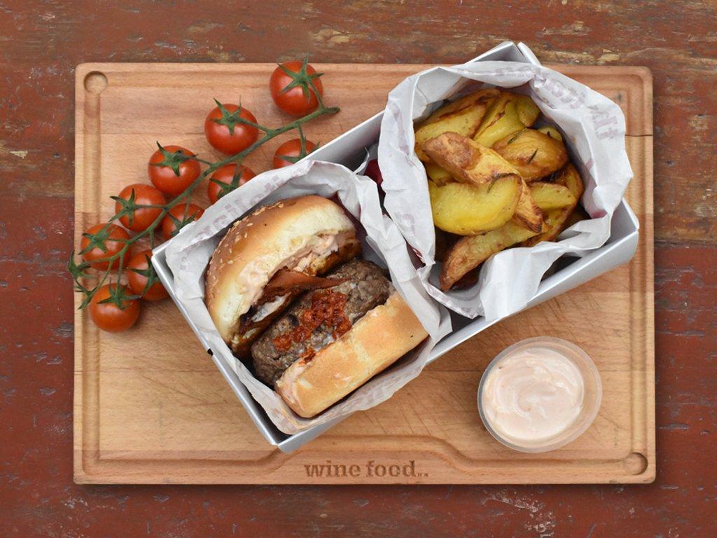 burger padrino s ndujou