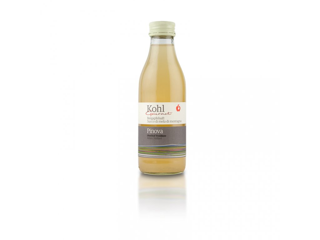 Jablečná šťáva Gourmet Pinova 200ml Kohl e