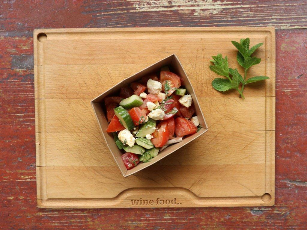insalata greca con anguria 1