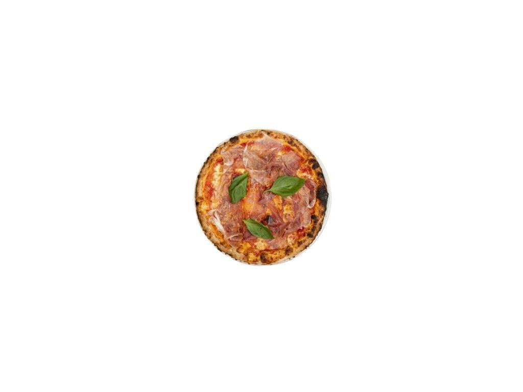 354 1 pizza con prosciutto di san daniele