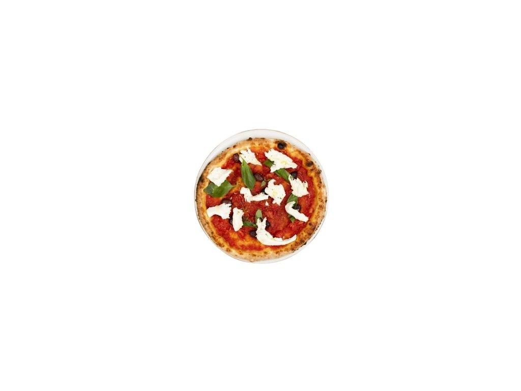 357 2 pizza con mozzarella di bufala