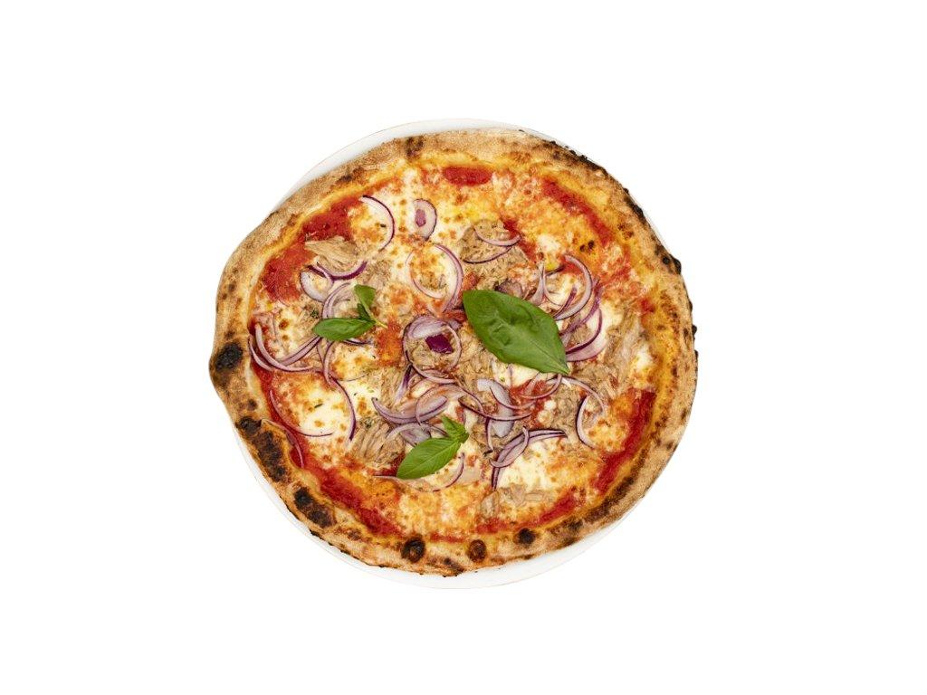 360 pizza con tonno e cipolla ořez