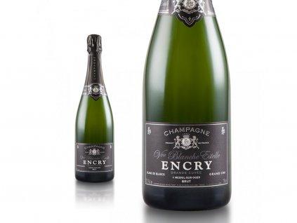 Champagne AOC, Brut,  Blanc de Blanc,  Grande Cuvée,  Encry
