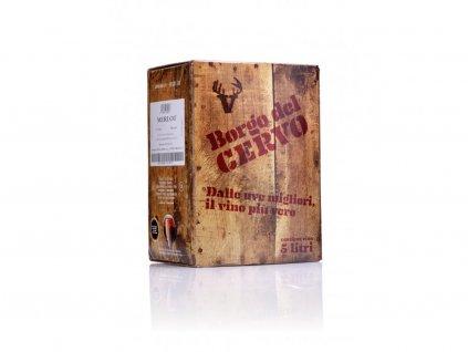 Merlot IGT bag in box 5l Cabert