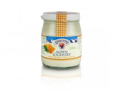 Jogurt s medem a meduňkou 150g Vipiteno