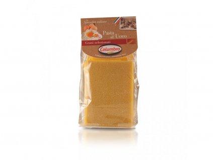 Lasagne vaječné 500g Columbro