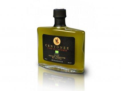 Olivový olej e.v. 100% Siciliano Biologico 200ml Centonze