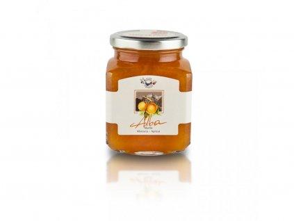 Extra džem meruňkový 335g Alpe Pragas