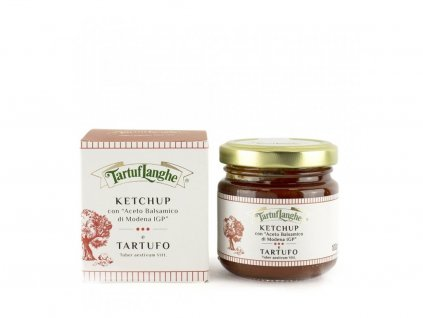 Kečup lanýžový 100g Tatuflanghe