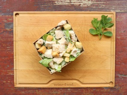 insalata di cesare con pollo 1