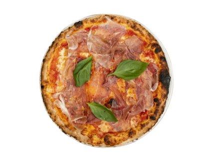 Pizza di prosciutto di San Danielle