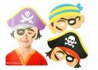 piratska maska