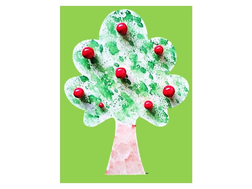 Jablon strom