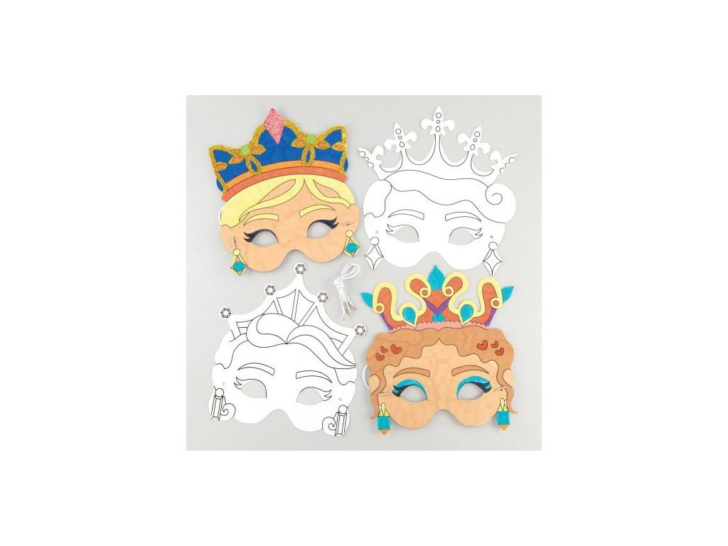 Maska princezna