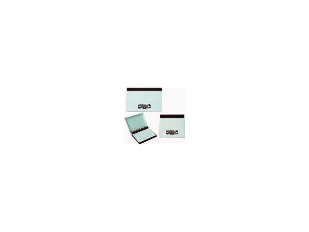 Razítkovací polštářek - nenapuštěný - 155 x 80 mm