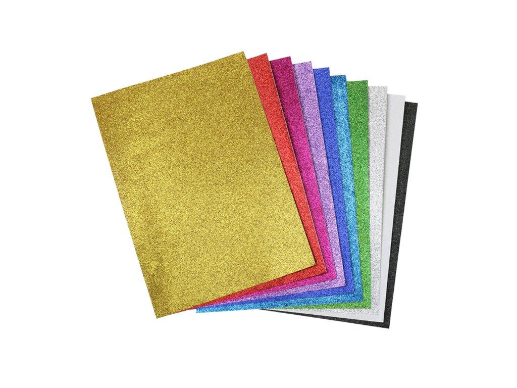 glitrovy papir