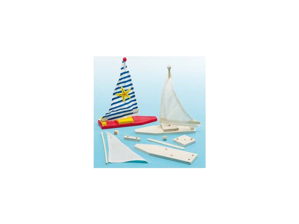 wooden sailboat kits EF666V