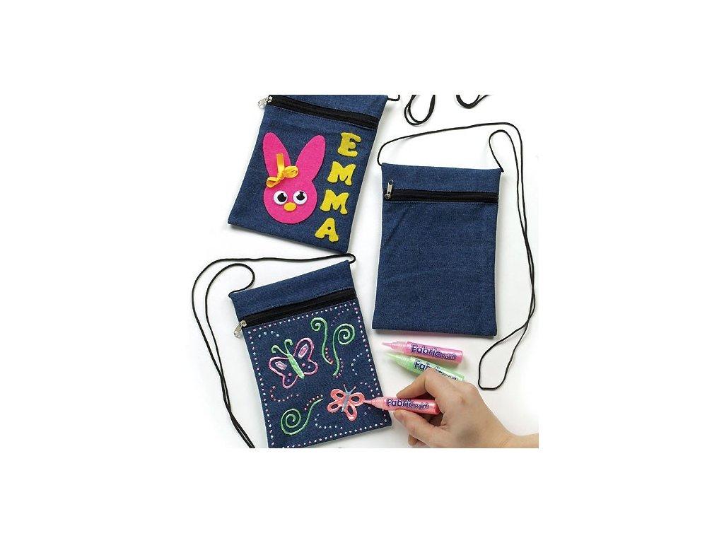 Design a Denim Shoulder Bag EC128 21