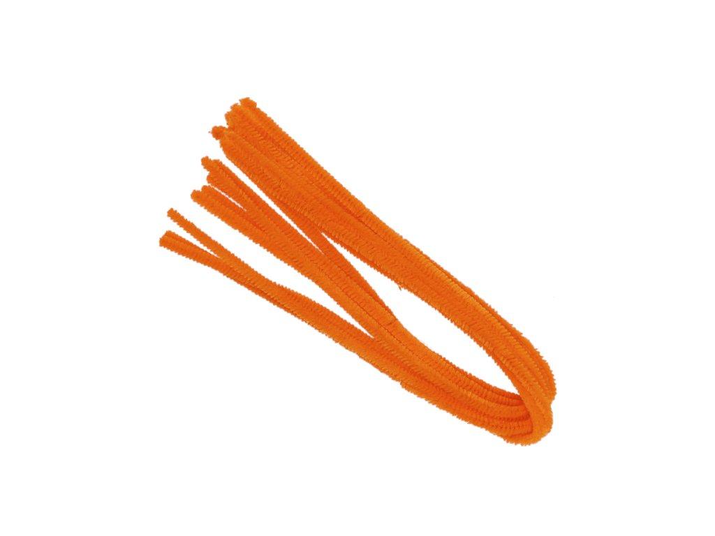 drátek oranžový