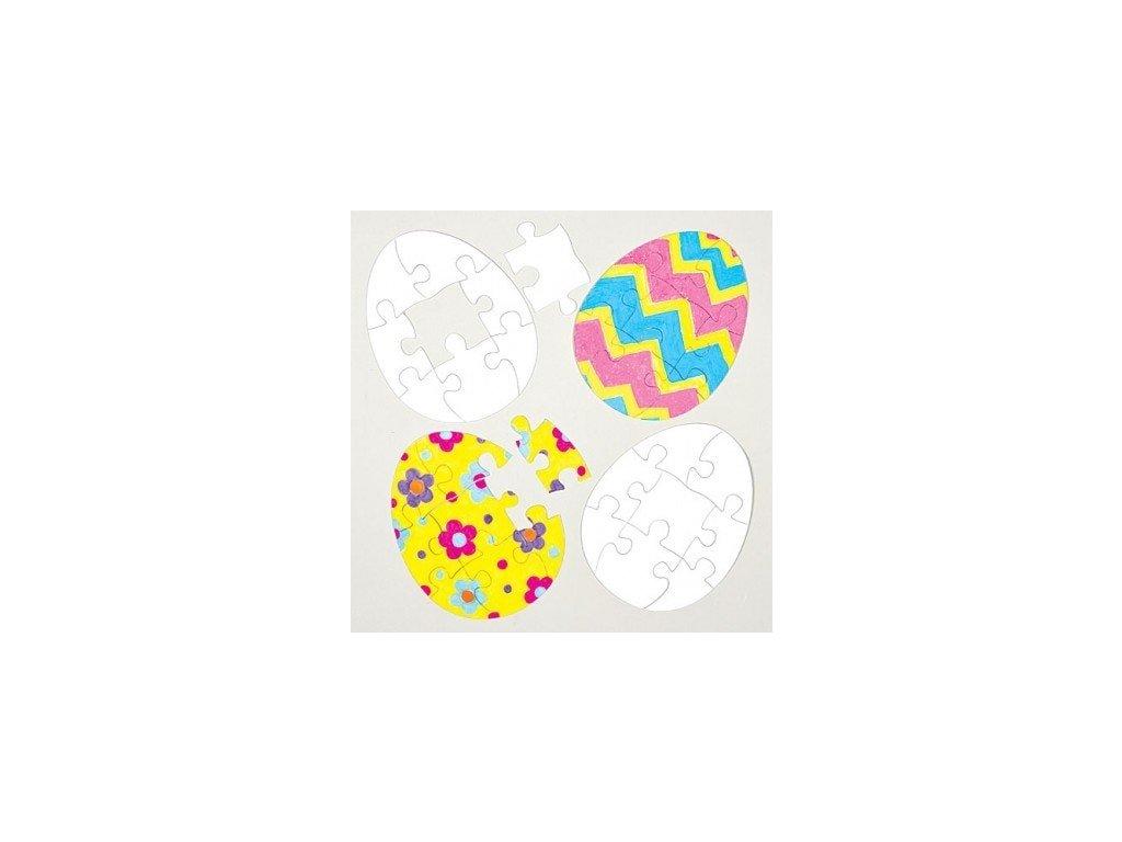 Velikonoční vajíčko puzzle