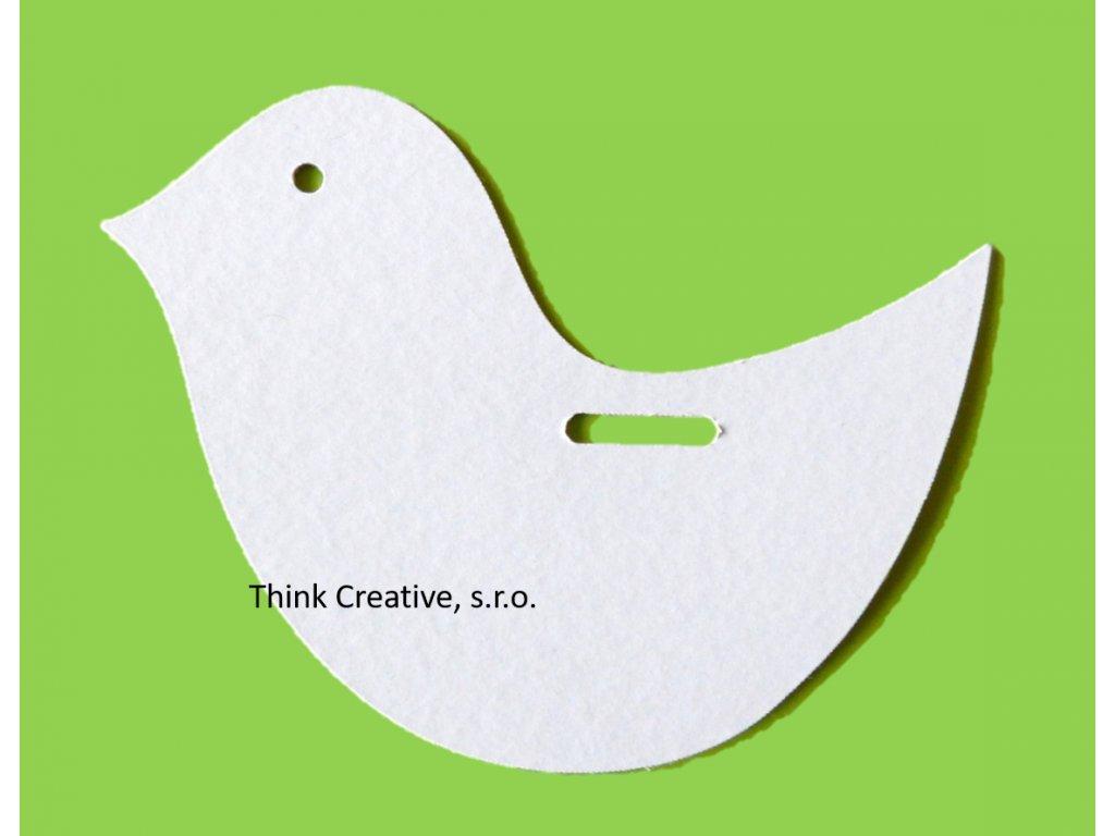Ptáček k dotvoření Think Creative, s.r.o.
