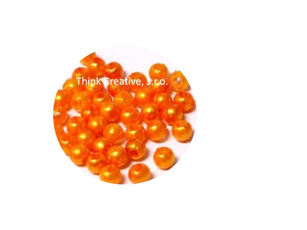 perlicky oranzova