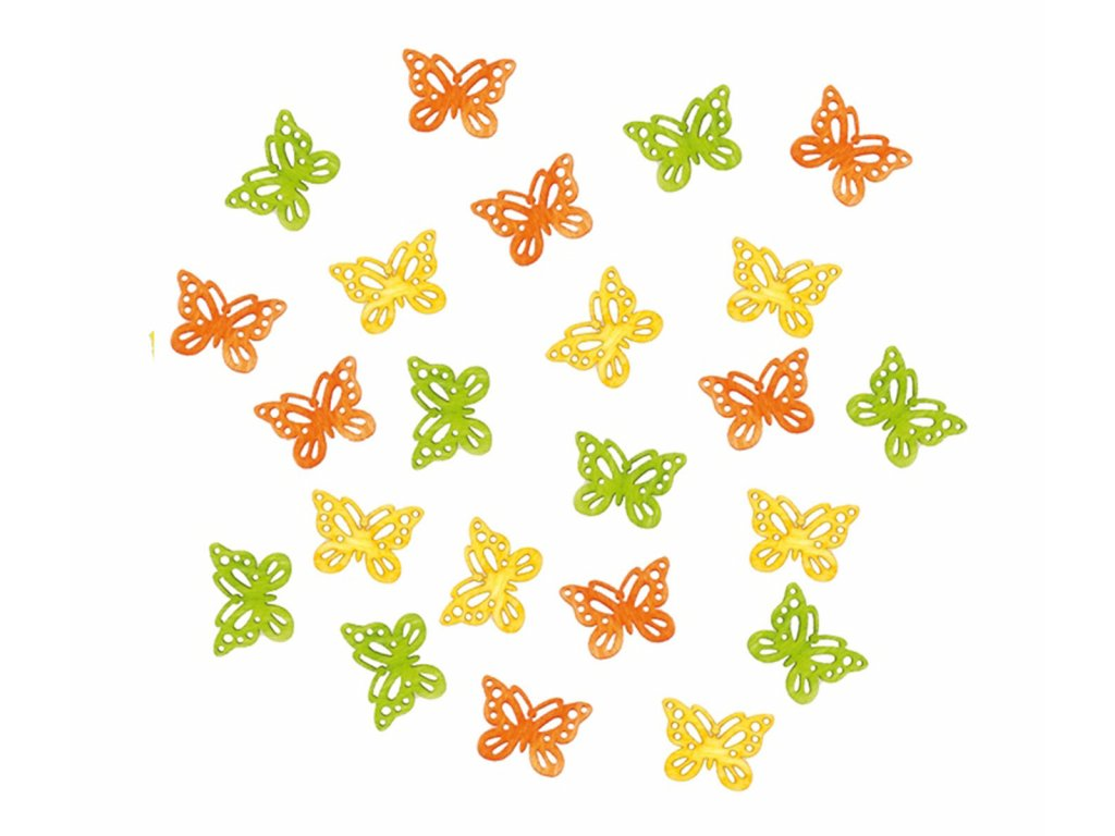 dreveni motylci