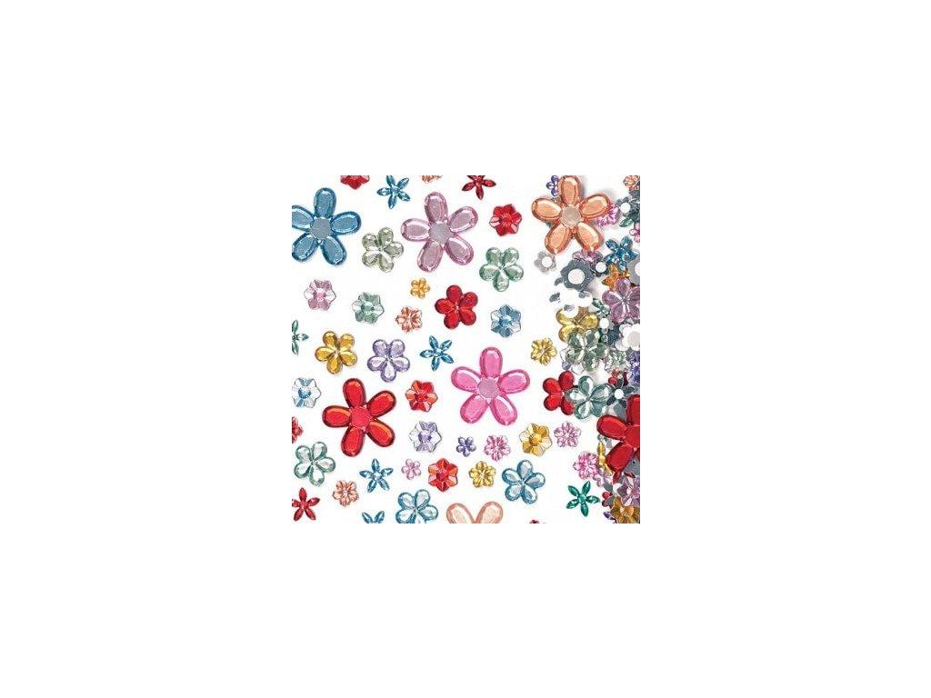 akrylove kvetiny