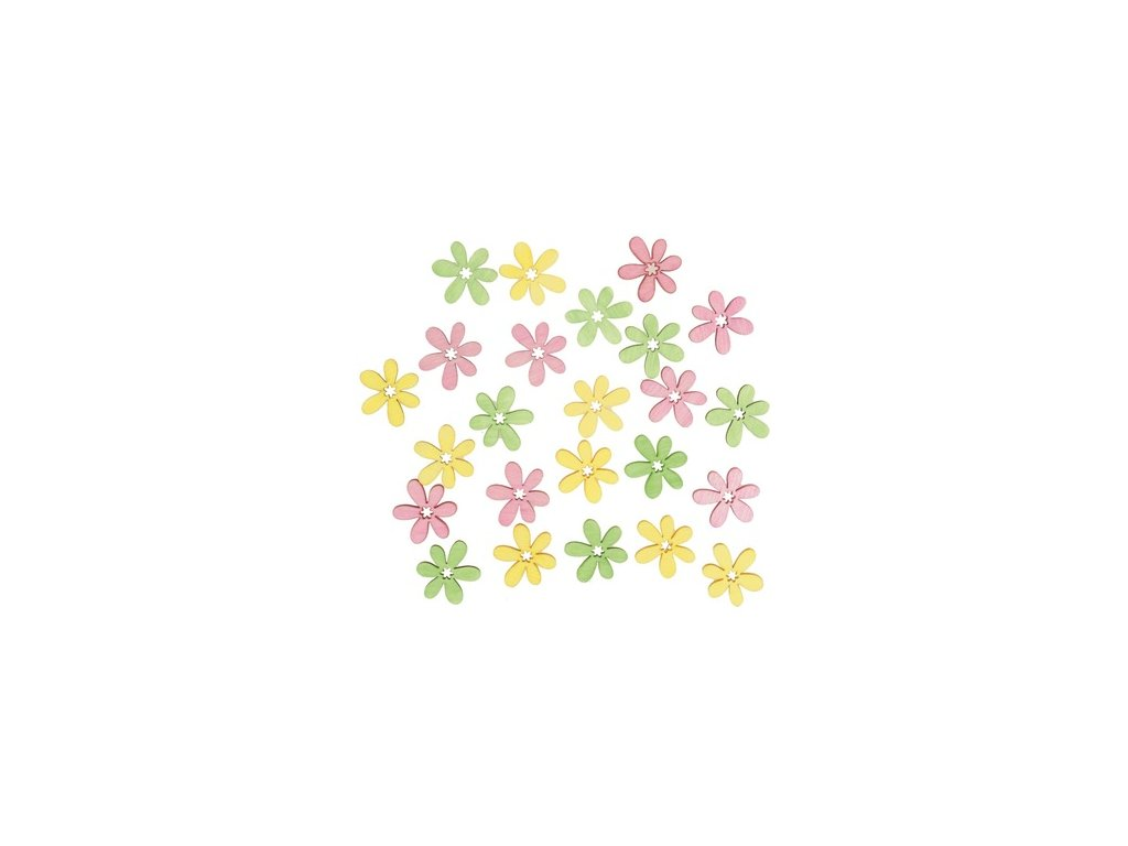 kvetiny drevene 2 4145