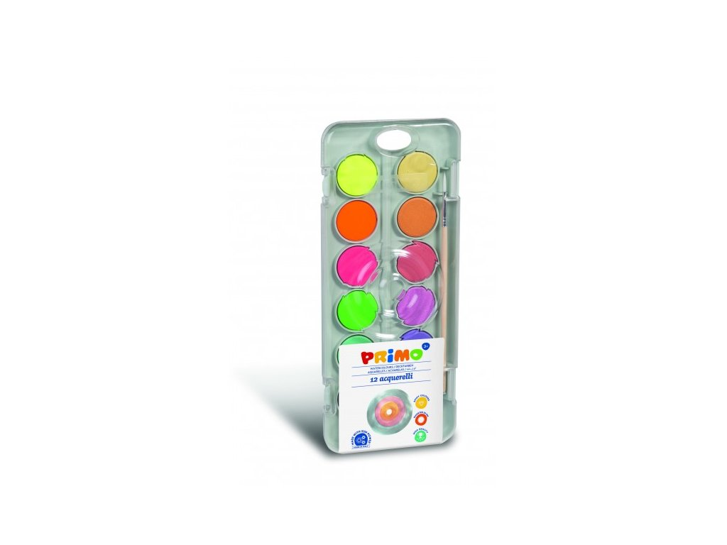 vodove barvy primo 8metalickych4fluo barev 30mm (1)