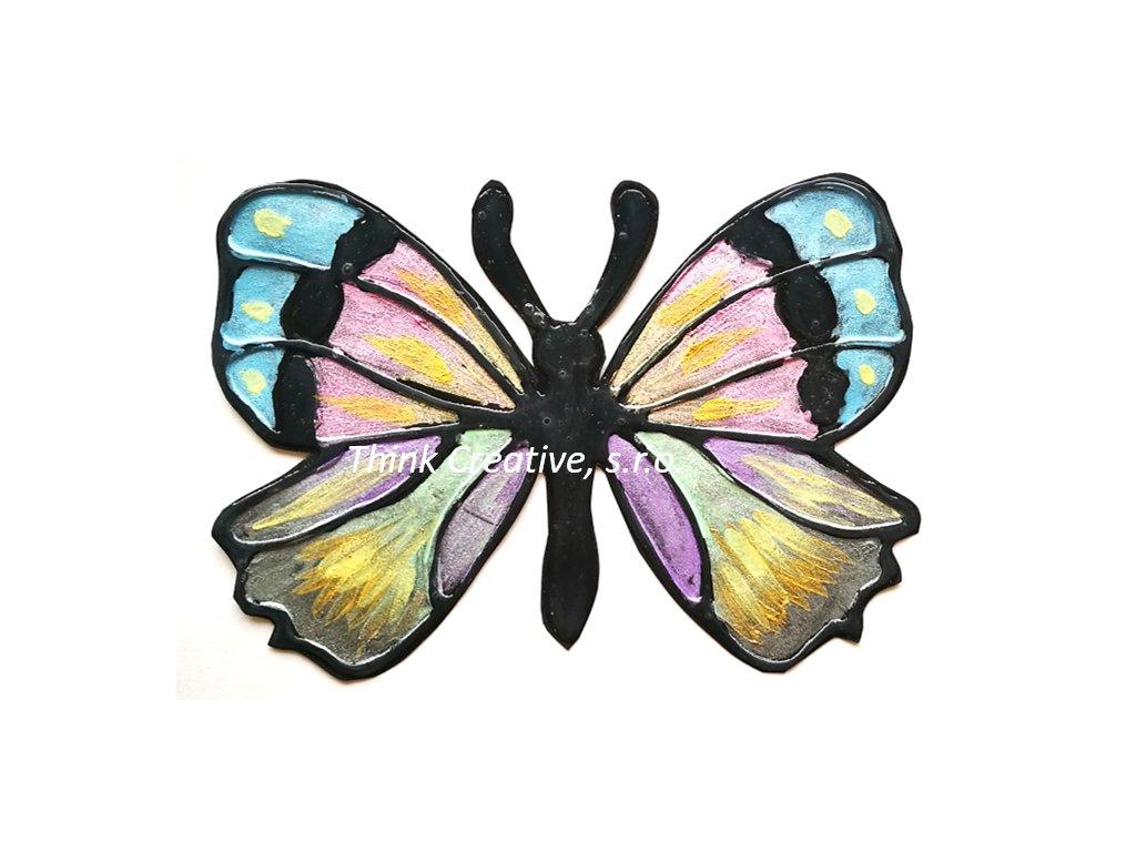 Motýl tempery TC