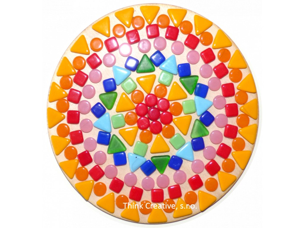 kolecko mozaiky