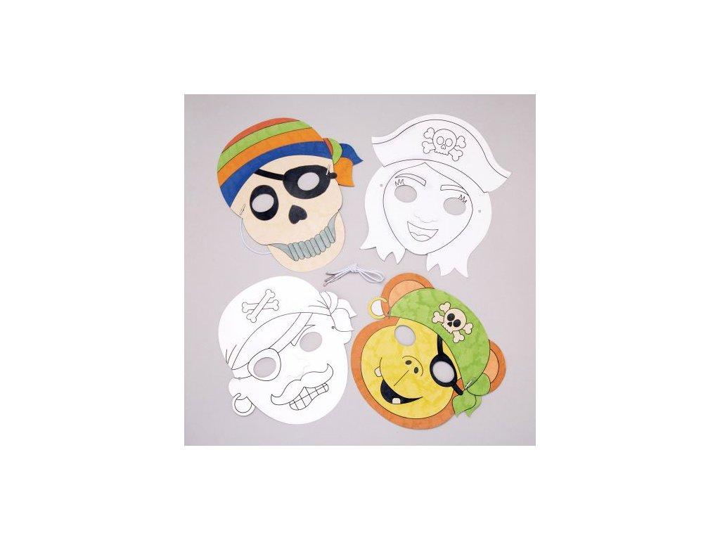 Piratske masky