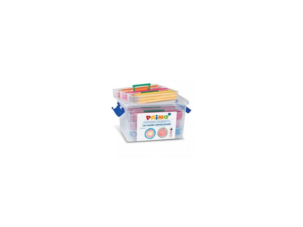 pastelky maxi primo 12ks pp box