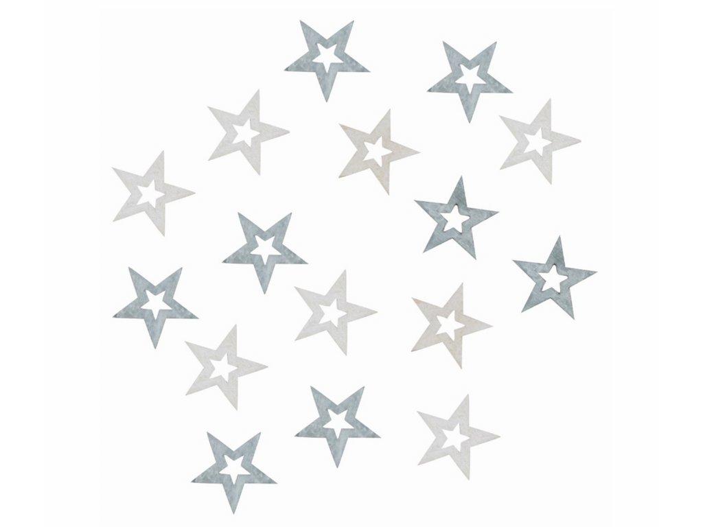 Hvezdy drevene