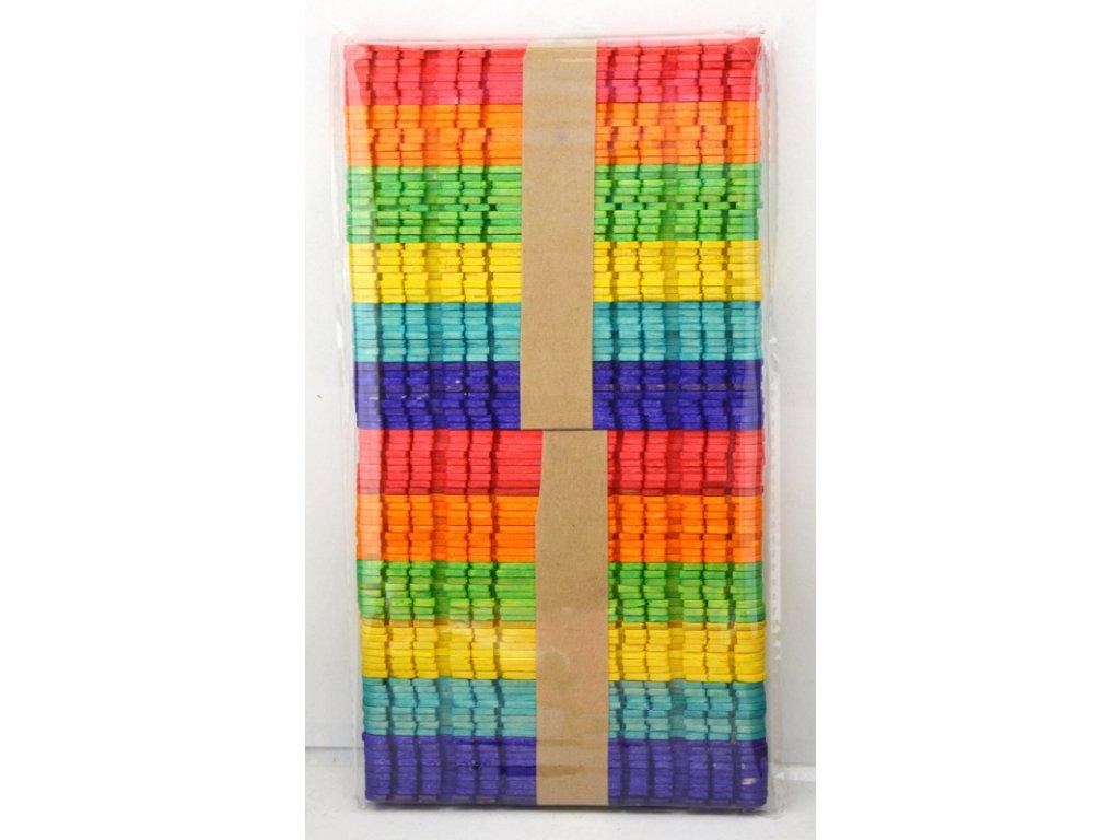 drivka barevna zarezy