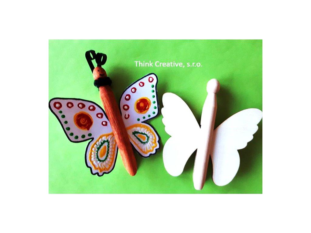 Motyl dreveny TC
