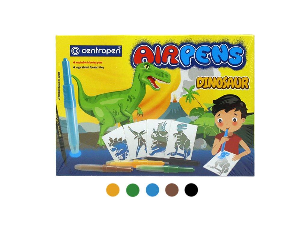 foukaci fixy dinosaur
