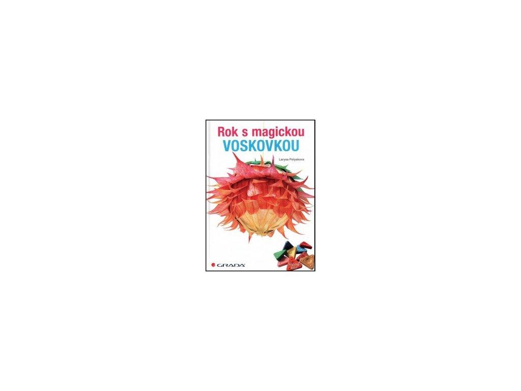 kniha rok s magickou voskovkou larysa polyakova