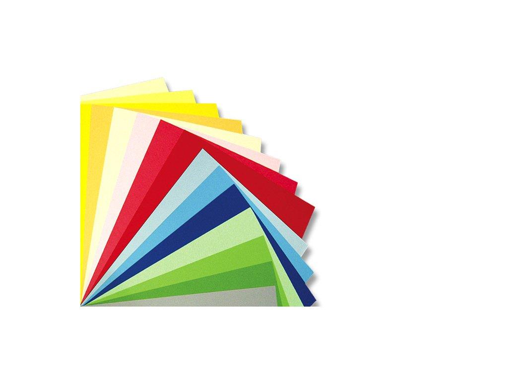 Papír A4 barevný 250ks mix