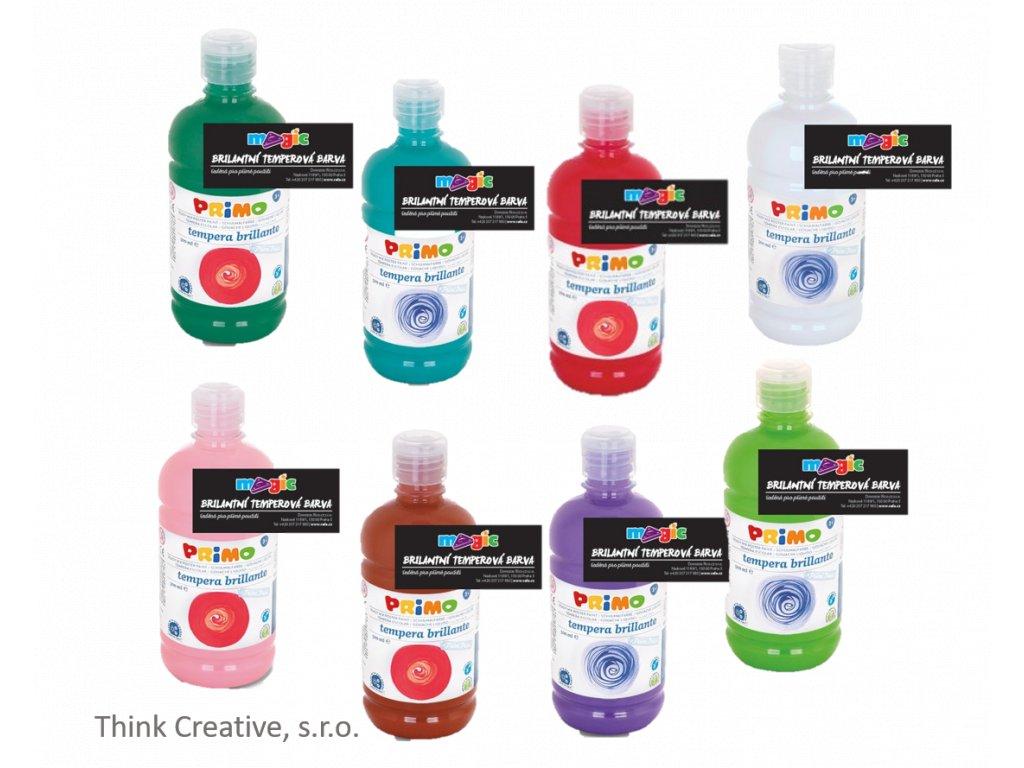 Temperove barvy Primo 500 ml