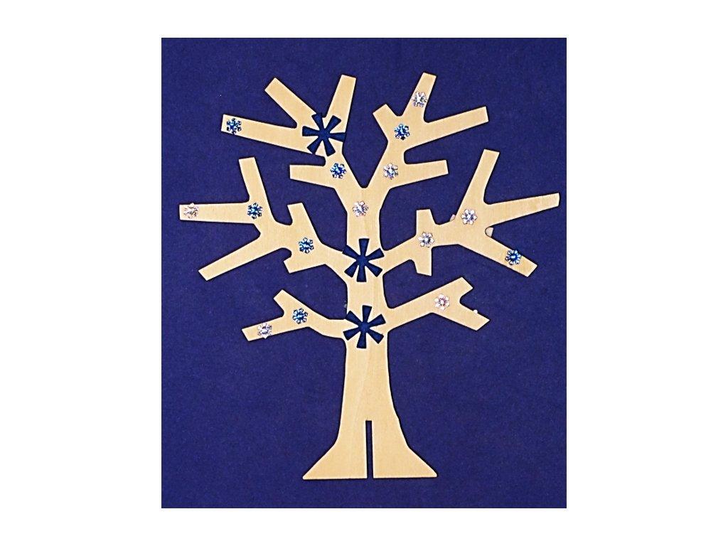 strom zimni