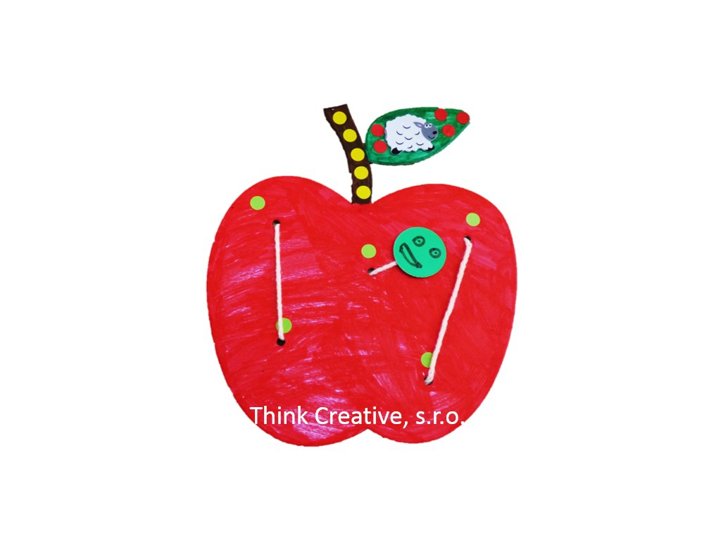 jablko dirky