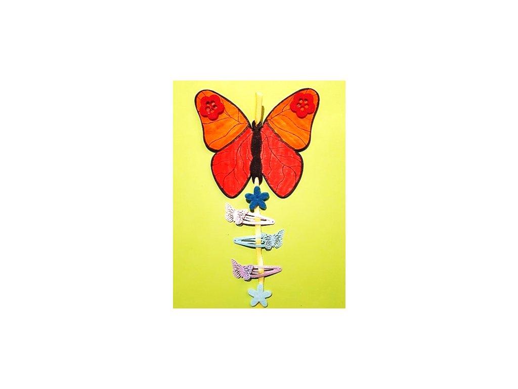 Motýl závěs