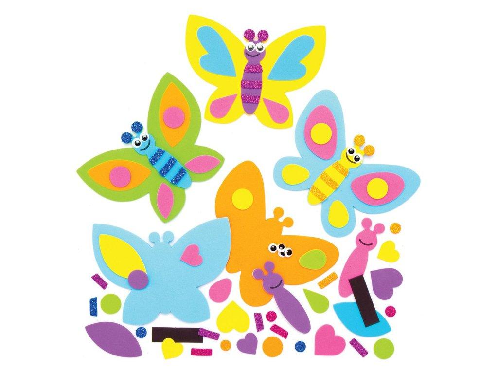 Motýl pěnovka