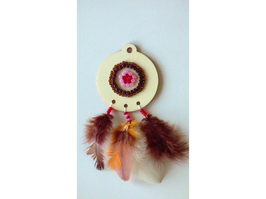 Indiánský amulet