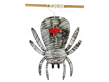 pavouk karton brcko