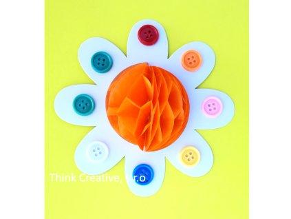 Kyticka s plastvi Think Creative