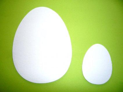 Velikonoční vejce ( 11,5 cm) – 1 ks – kartonový výřez